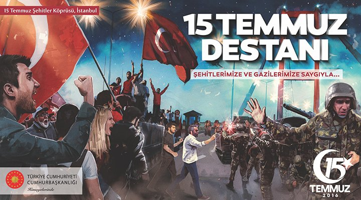 15 Temmuz Destanı