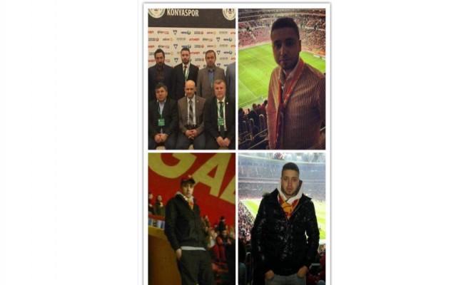 Konyaspora Galatasaraylı Yönetici