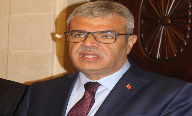 Başbakan Yardımcısı Kaynaktan El Bab Açıklaması