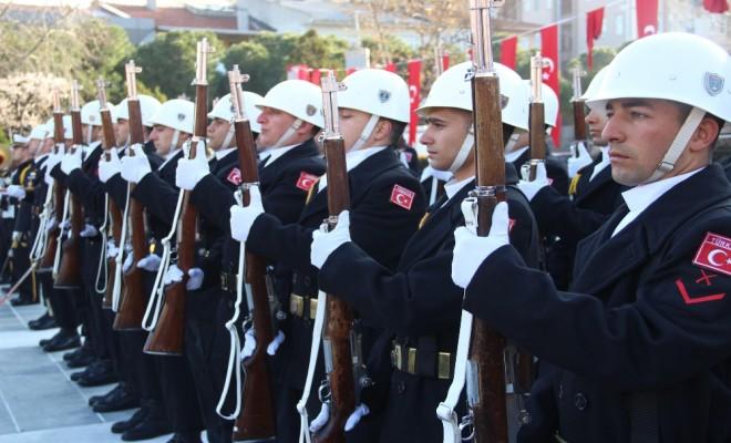 Çanakkalede Deniz Zaferinin 102. Yılı Etkinlikleri Başladı