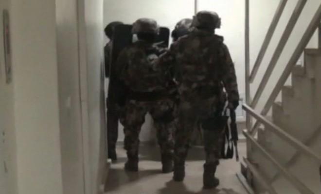 36 İlde Terör Operasyonu: 740 Gözaltı