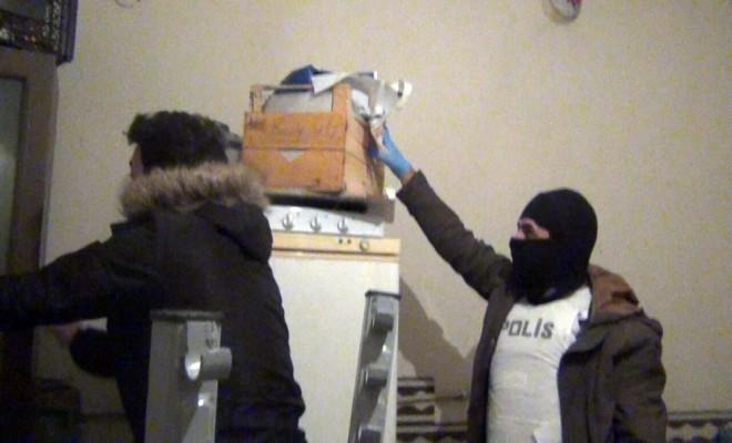 İstanbulda Deaş Operasyonu: 6 Gözaltı