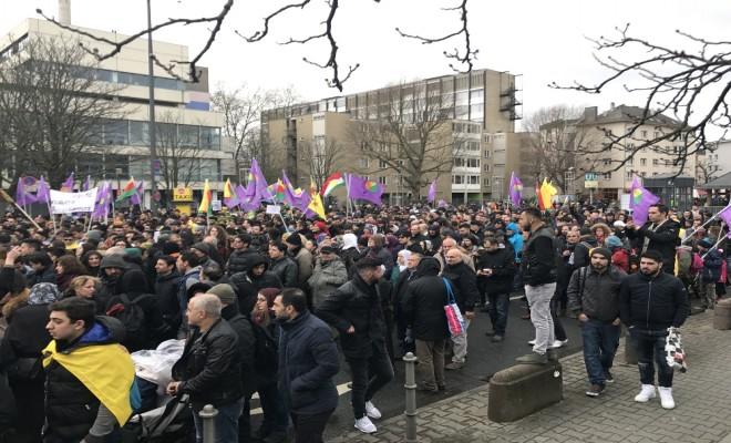 Almanyanın Demokrasi Anlayışı: Pkkya Yasak Yok