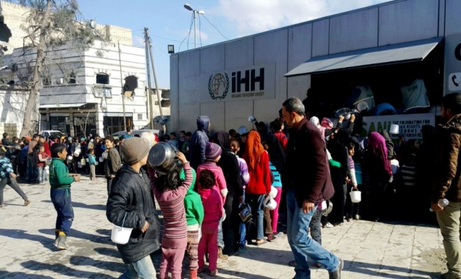 Humus El-Waardan Tahliyeler Başladı