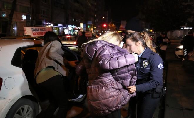 İstanbulda 5 Bin Polisle Uygulama