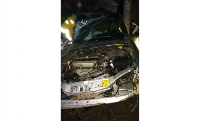 Konyada Korkunç Kaza: 2 Ölü, 2 Yaralı