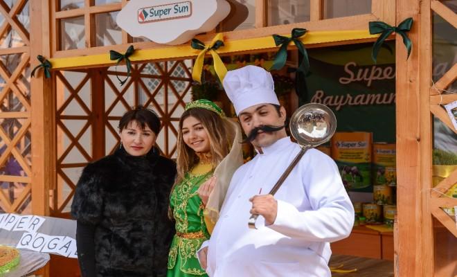 Azerbaycanda Nevruz Coşkusu
