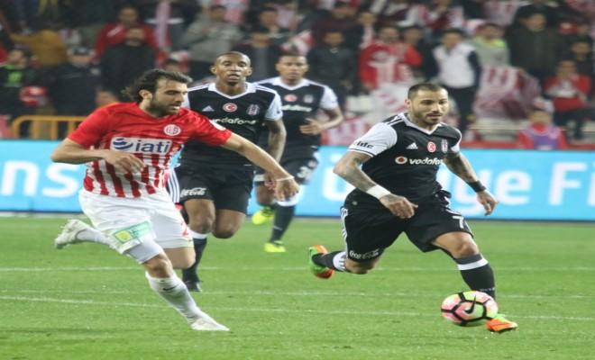 Beşiktaşa Bir Darbe De Antalyaspordan