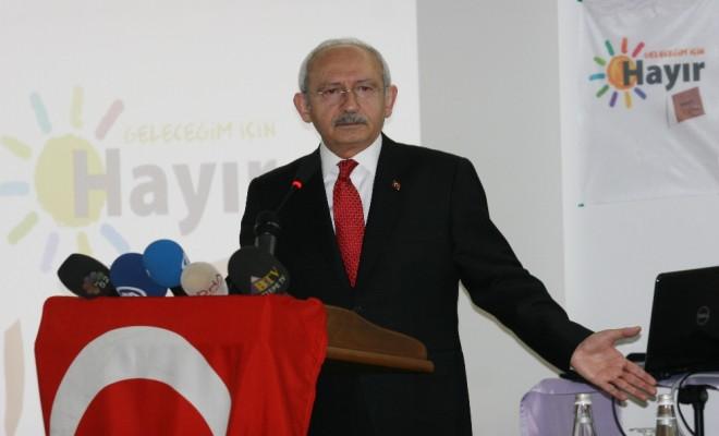 Kılıçdaroğlu Orduda Konuştu
