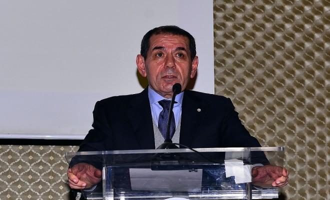 Fikret Orman Ve Dursun Özbek Futbol Zirvesinde Konuştu