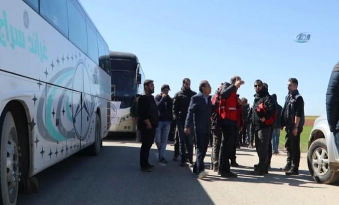 Suriyeli Muhalif Gruplar Halepin Kuzeyine Çekiliyor
