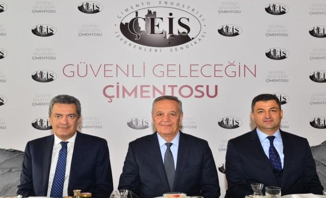 Türk Çimento Sektörü 10 Yılda Üretimini Yüzde 50 Artırdı