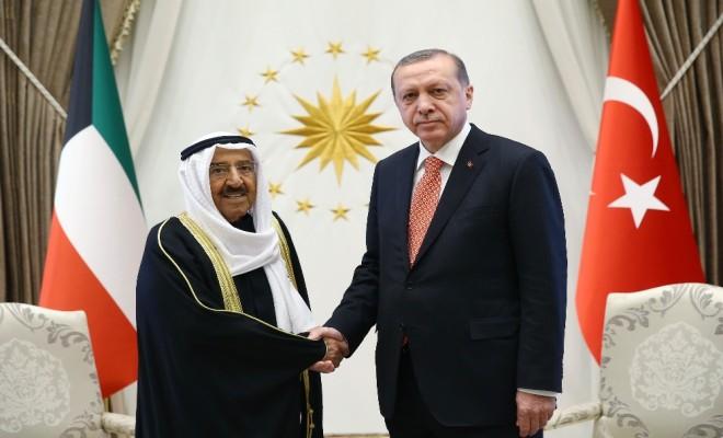 Kuveyt Emirine Devlet Nişanı