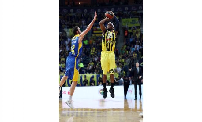 Fenerbahçe Son Topta Kaybetti
