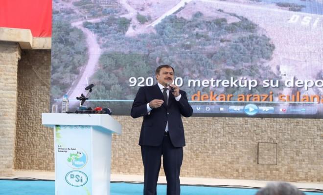 İstanbulun 2071E Kadar Su Sorunu Yok