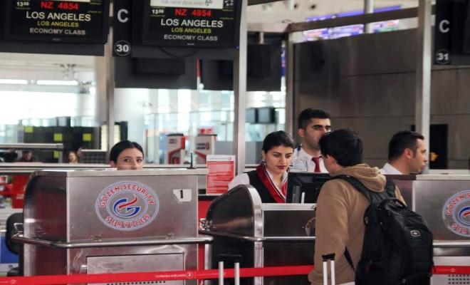 Trumpın Yasağına Amerikalı Yolcular Da Tepki Gösterdi