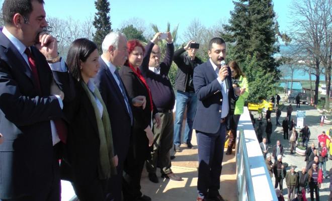 Chpli Başkan: Bu Güzel Hava Evetin Habercisidir