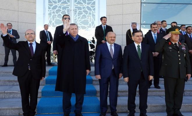 Cumhurbaşkanı Erdoğan Kuveyt Emirini Böyle Uğurladı