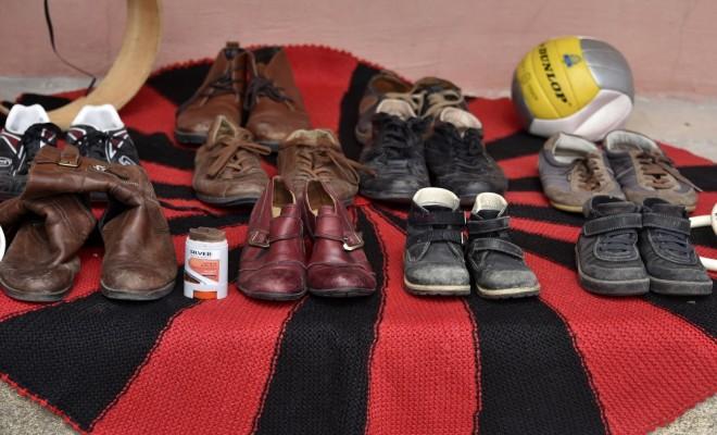 6 Yıldır Ayakkabıların Sahibini Bekliyor