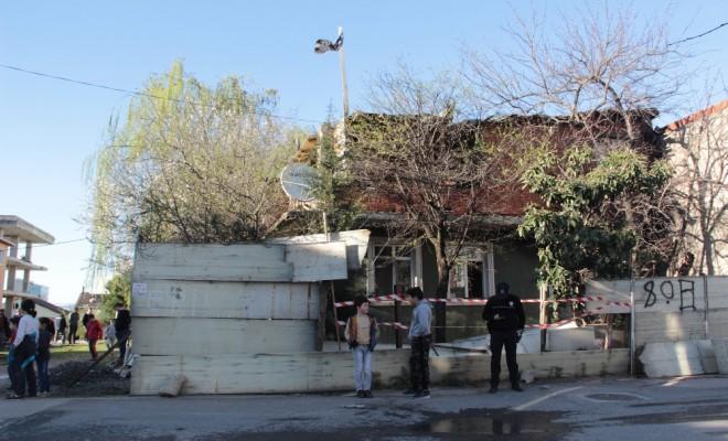 İstanbulda Gecekondu Yangını: 1 Ölü