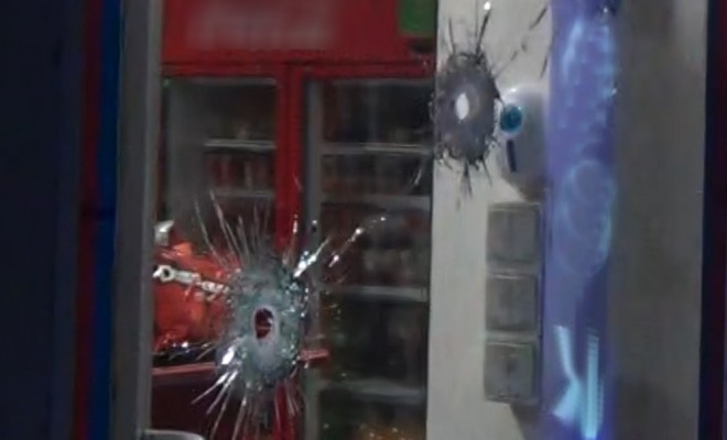 Tekel Bayine Pompa Tüfekle Saldırı: 1 Ölü