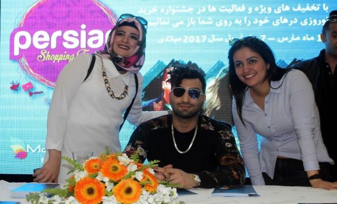 İranlı Popstar Tohi: Türkiyede Huzurlu Ve Mutluyum
