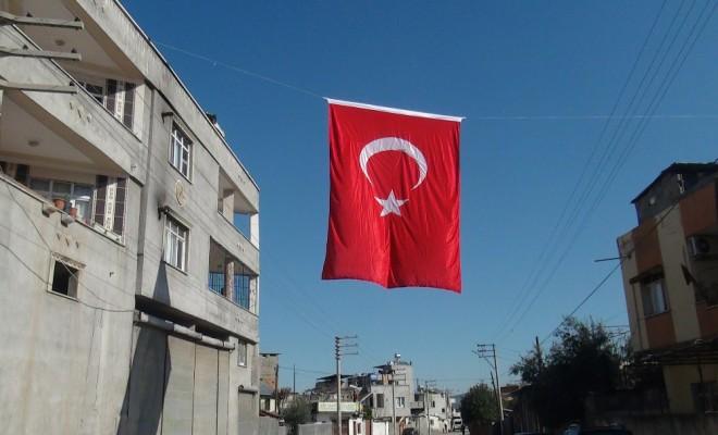 Osmaniyeye Şehit Ateşi Düştü