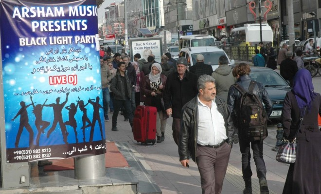 Van Ekonomisine İranlı Dopingi