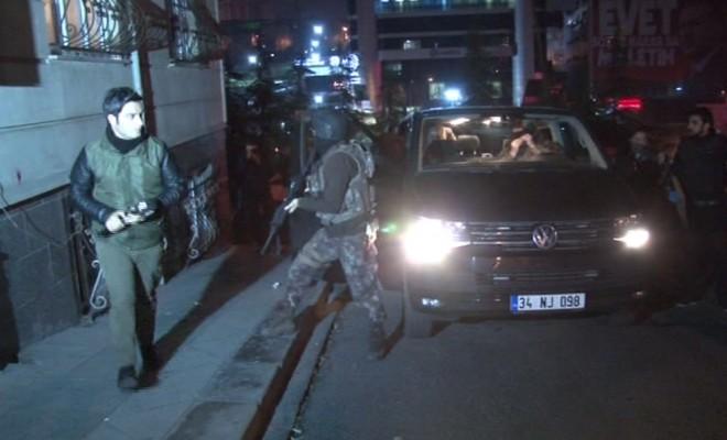 İstanbulda Uyuşturucu Operasyonu: 26 Gözaltı
