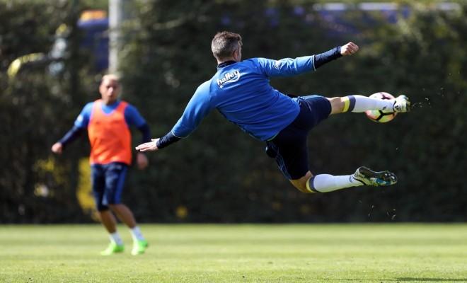 Fenerbahçe, Karabükspor Maçı Hazırlıklarını Sürdürdü