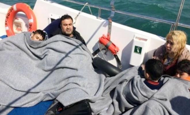 Kayıp Göçmenler Aranıyor: 2 Gözaltı