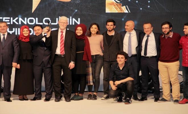'Teknolojinin Yıldızları Ödülleri Sahiplerini Buldu