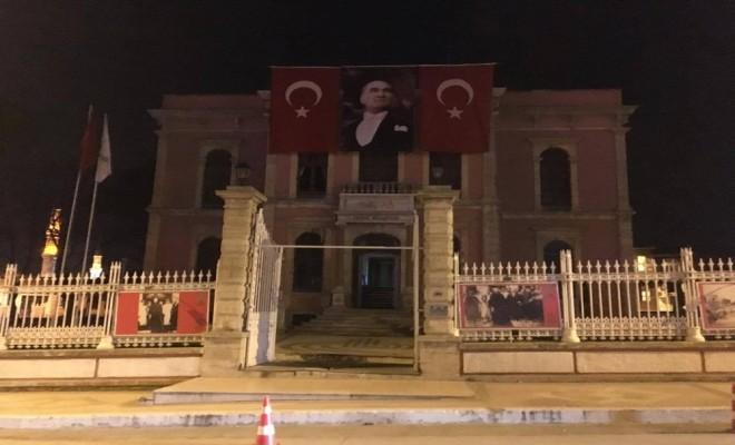 Tarihi Selimiye Camiinde İklim Değişikliği Eylemi