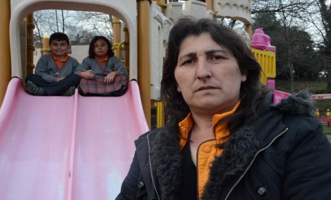 9 Yaşındaki Bayram 50 Bin Liraya 'Anne Diyecek