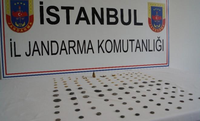İstanbulda Ele Geçirildi: Tam 121 Adet!