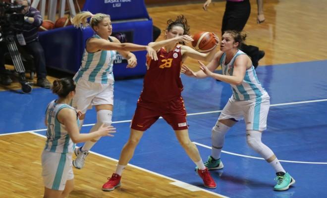 Galatasaray Farklı Kazandı