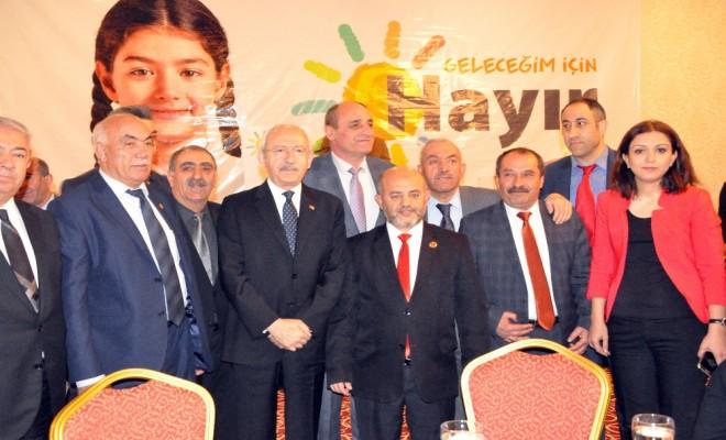 Kılıçdaroğlu Rejim Değişikliği İddiasında Israrcı