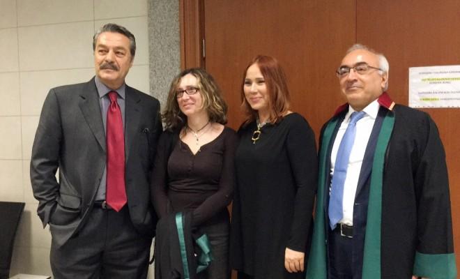 Tiyatrocu Jülide Kurala 1 Yıl 3 Ay Hapis