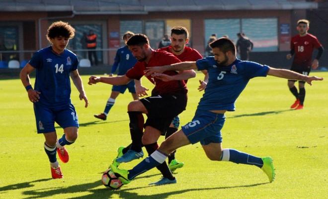 Milliler Azerbaycana Gol Yağdırdı