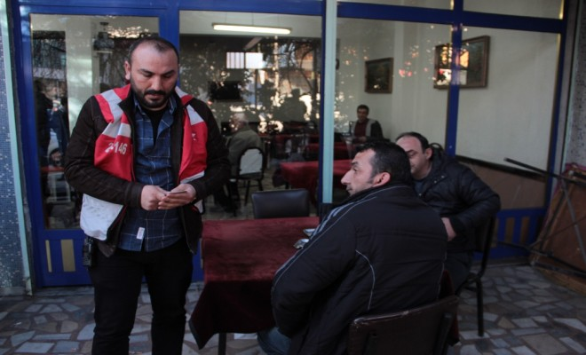 İstanbulda Dev Uygulama