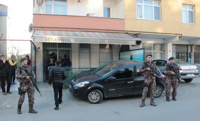 İstanbulda Dev Uygulama: 11 Gözaltı