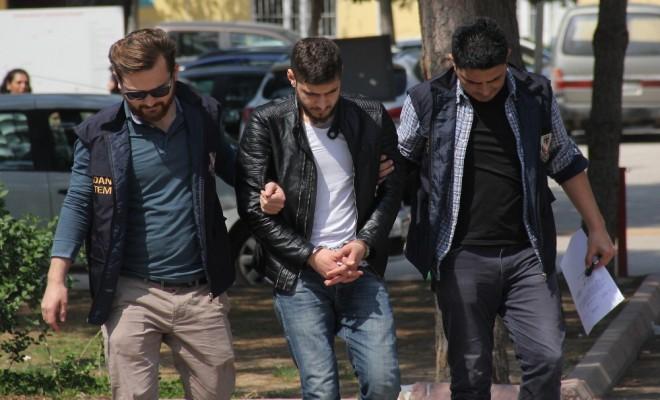 Avrupadan Eleman Kazandıran Deaşlı Tutuklandı