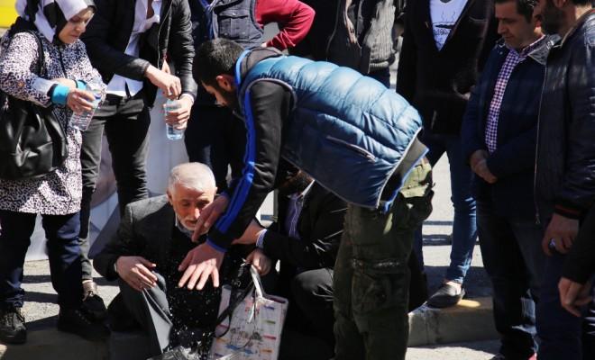 Karşıya Geçmek İsterken Hafriyat Kamyonun Altında Kaldı