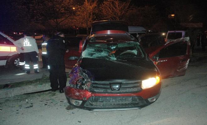 Ehliyetsiz Sürücü Trafikte Dehşet Saçtı