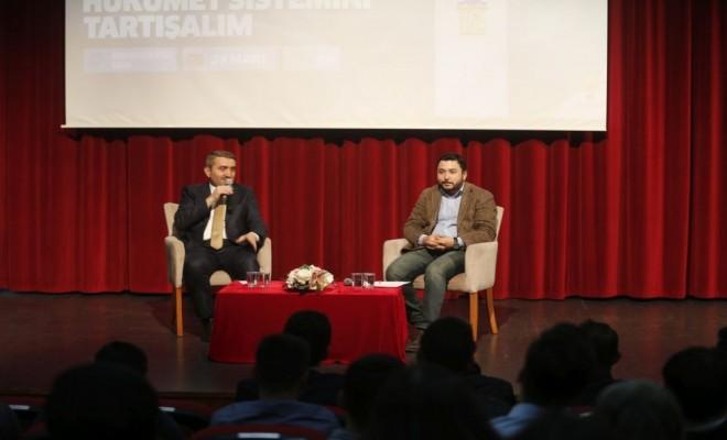 Selim Temurci Yeni Sistemi Anlattı