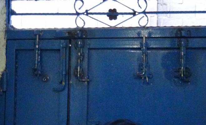 11 Sürgülü Demir Kapı Ve 2 Kameraya Rağmen Kaçamadılar