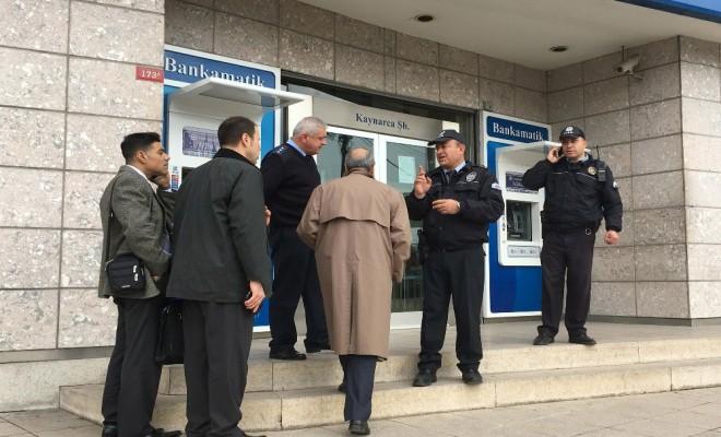 İstanbulda Kanlı Banka Soygunu Girişimi: 2 Yaralı