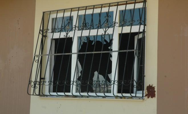 Katil Zanlısı Mahalle Muhtarının Evi Yine Kundaklandı