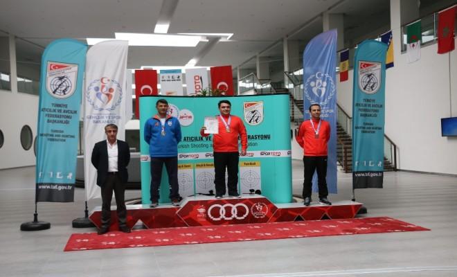 Ateşli Silahlar Türkiye Kupası Devam Ediyor