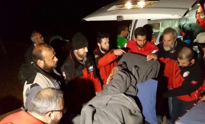 İhh Cerablusta Humus El Waardan Gelen Sivilleri Karşıladı